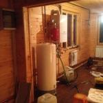 Автоматика водяного отопления