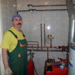 Ремонт водяного отопления